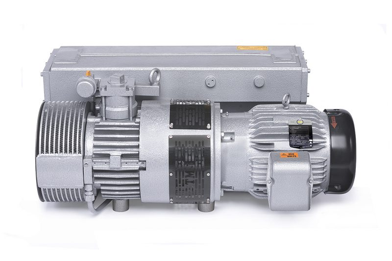 TMSRV165D Vacuum Pump Front Side Photo